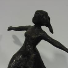 2 nelleke allersma - danseres met armen wijdt uit