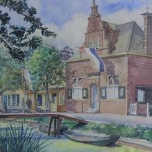 60 flip hamers - oude gemeentehuis kortenhoef aug. 45